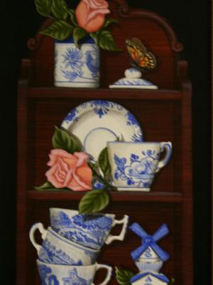 Delft Collection - SOLD