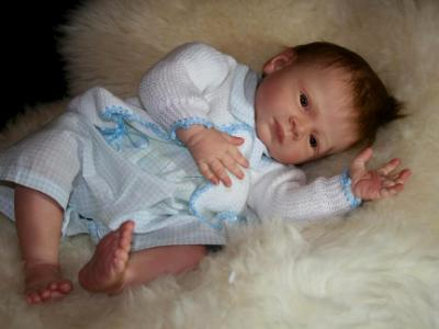 Reborn Baby Boy ~ Jakob ~ ADOPTED/SOLD