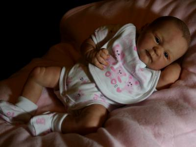 Reborn Baby ~ Seraphina ~ ADOPTED/SOLD