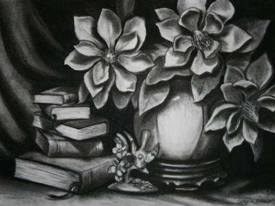 Little Gem Magnolias - Study - AVAILABLE