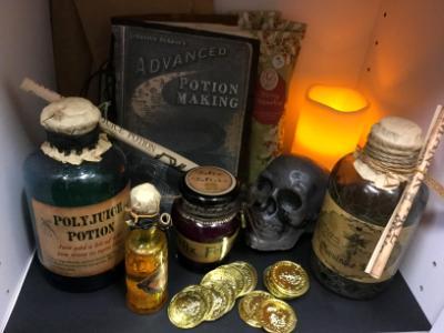 more potions 2016 exhibit