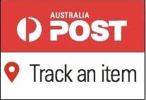 TRACK YOUR BABY VIA AUSTRALIA POST
