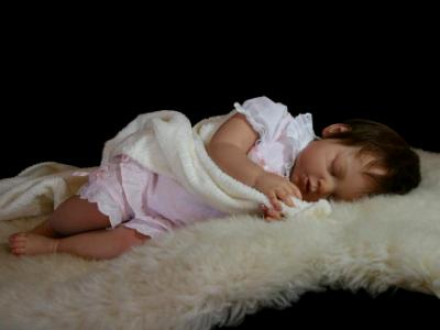 Reborn Baby ~ Angie ~ For TV series 'HouseHusbands'