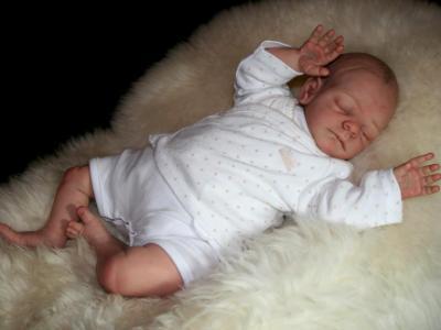 Reborn Baby ~ Freya ~ ADOPTED/SOLD