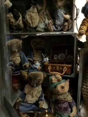 Handmade Bears, Birds & Animals for SALE