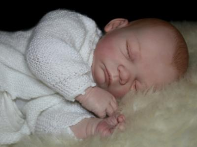 Reborn Baby ~ Noe ~ SOLD/ADOPTED