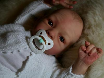 Reborn Baby ~ Michael ~ ADOPTED/SOLD