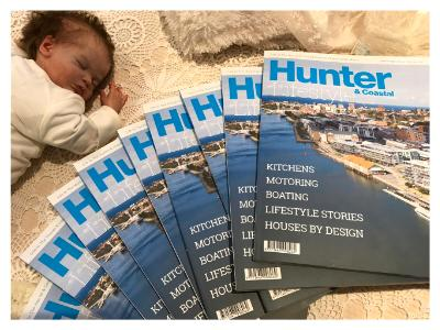 Featured article in HUNTER & Coastal LIFESTYLE