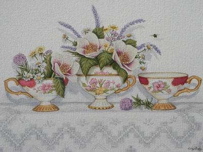 'Teacup Parade' - AVAILABLE
