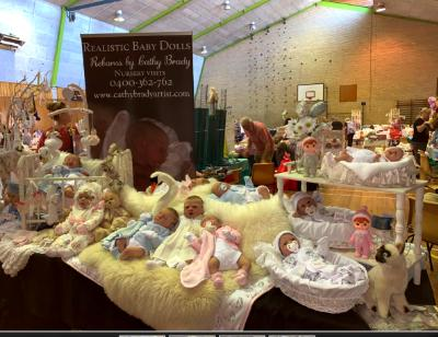 NURSERY NEWS 2020 ~ MARCH DOLL FAIR NEWS