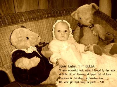 Online Entry ~ Bella
