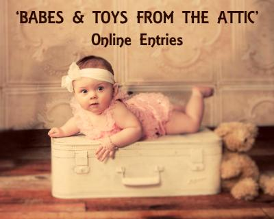 Annual Reborn Doll Show ~ Babes & Toys from the Attic