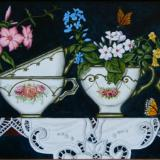 Teacup Parade - SOLD