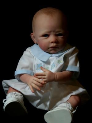Reborn baby ~ Bradley ~ SOLD/ADOPTED
