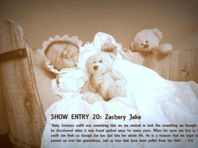 Online Entry ~ Zackery Jake