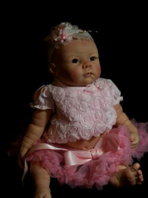 Reborn Baby ~ Bethany ~ ADOPTED/SOLD