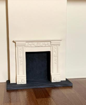Day1: fireplace complete
