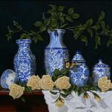 Blue & White Collection - ARTIST PRIVATE COLLECTION